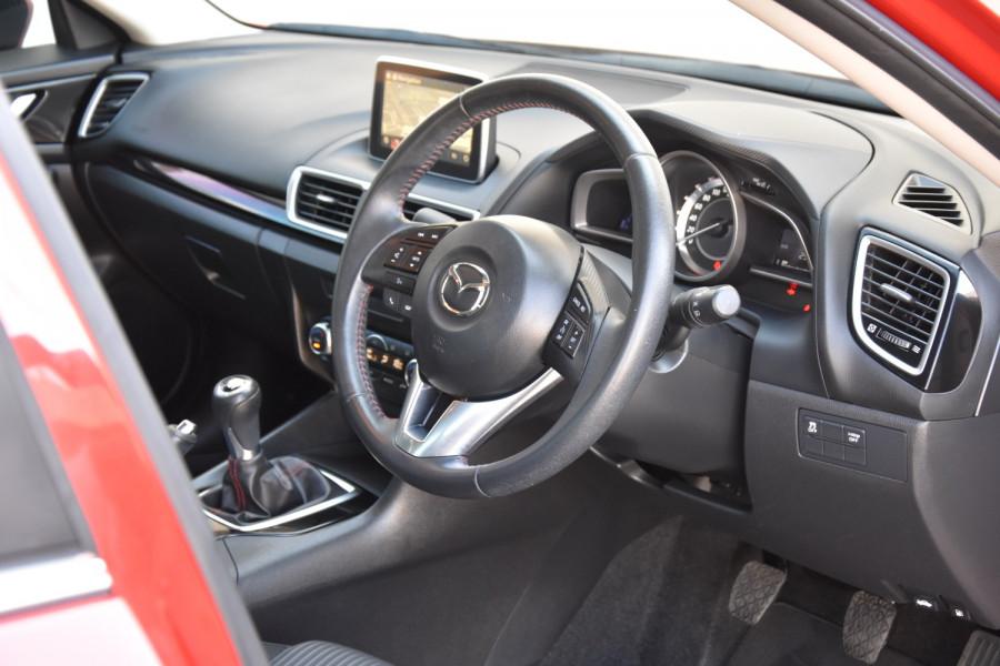 2016 Mazda 3 BM Series SP25 Sedan Sedan Image 22