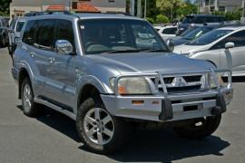Mitsubishi Pajero Exceed NP MY06