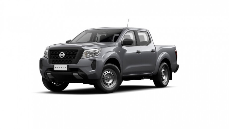 2021 Nissan Navara D23 Dual Cab SL Pick Up 4x4 Ute Image 1