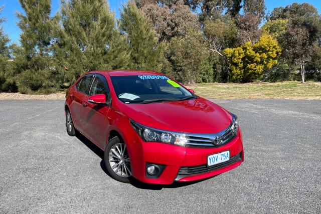 2016 Toyota Corolla ZR