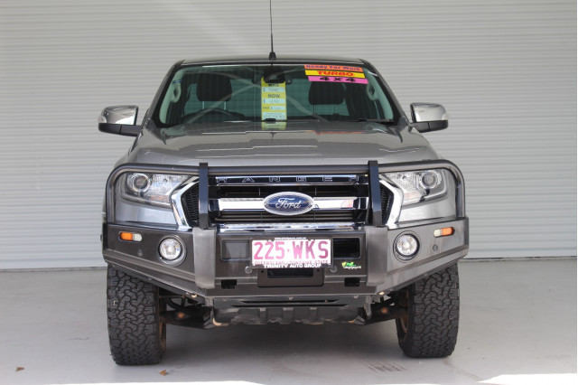 2016 Ford Ranger PX MKII XLT Utility Image 3
