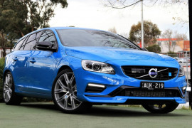 Volvo V60 Polestar (No Series) MY17