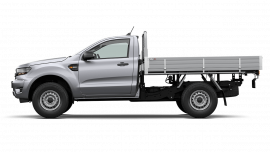 2020 MY20.75 Ford Ranger PX MkIII XL Hi-Rider Single Cab Chassis Utility image 7