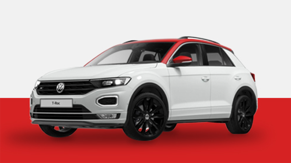 T-Roc X special edition Image