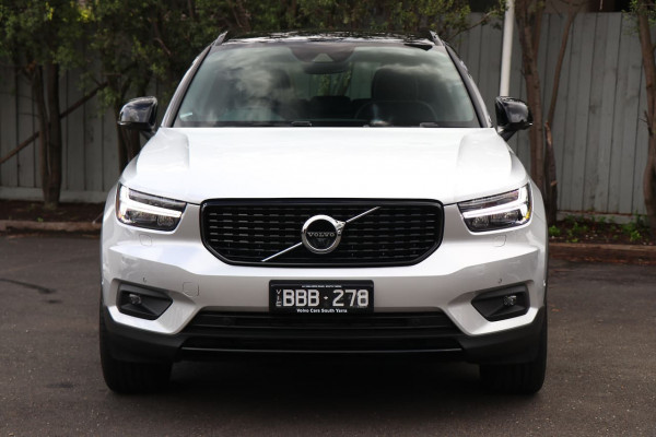 2019 Volvo Xc40 (No Series) MY19 T5 R-Design Suv Image 2