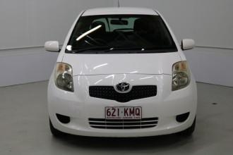 2007 Toyota Yaris NCP90R YR Hatchback