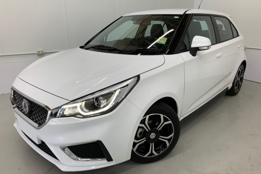 2019 MYte MG MG3 SZP1 Excite Hatch