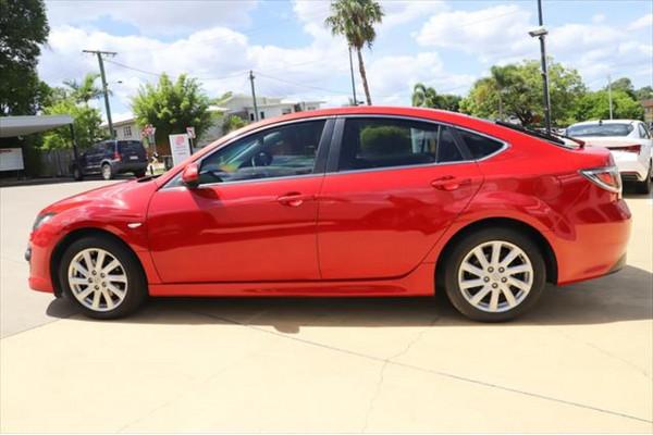 2012 Mazda 6 GH Series 2 MY12 Touring Sedan Image 2