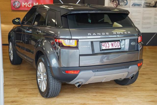 2016 Land Rover Range Rover Evoque L538 MY16.5 TD4 150 Pure Suv Image 3