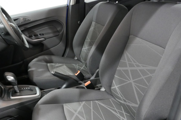 2017 MY16.5 Ford Fiesta WZ Ambiente Hatchback
