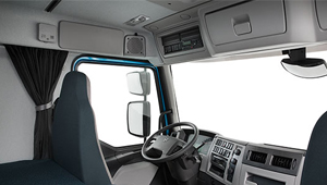 The new Volvo FE Everything in its right place.
