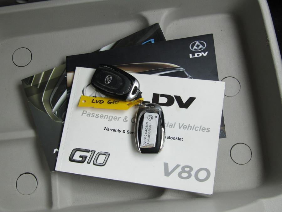 2015 LDV G10 SV7A G10 7 Seat Wagon Image 26