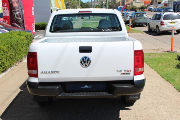 2019 MY20 Volkswagen Amarok 2H V6 Core Double cab Image 4