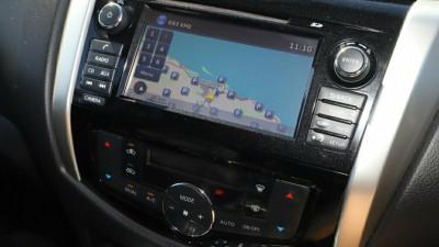 2017 Nissan Navara D23 S2 ST-X Utility Image 4