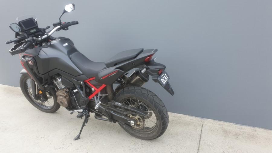2020 Honda CRF1100AL2 TEMP 2020 Africa Twin Motorcycle Image 4
