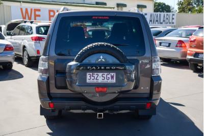 2010 Mitsubishi Pajero NT MY11 GLS Suv Image 5