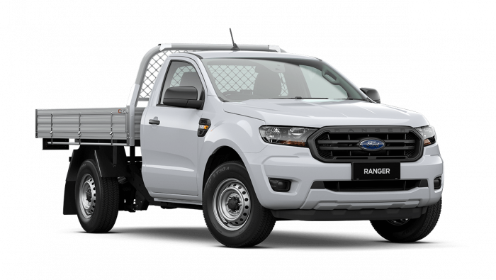 2020 MY20.75 Ford Ranger PX MkIII XL Low-Rider Single Cab Chassis Ute Image 1