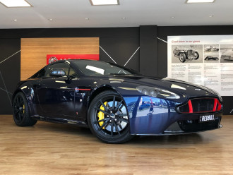 Aston martin V8 Vantage S Red Bull Racing Edition (No Series) MY17.5