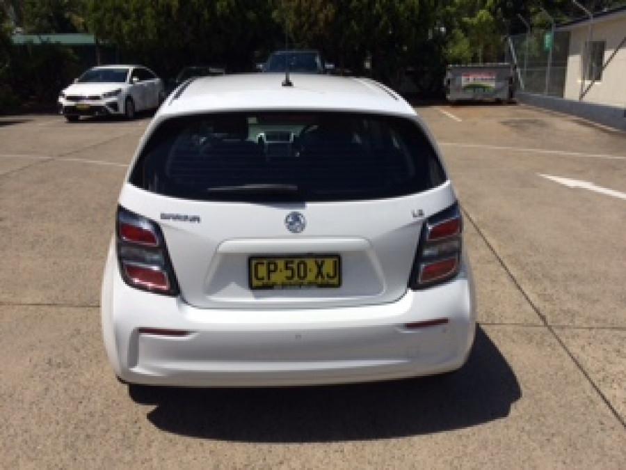 2018 Holden Barina TM MY18 LS Hatchback Image 3