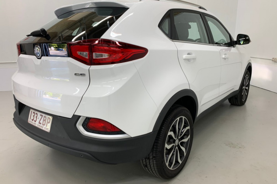 2019 MY18 MG GS SAS2 Excite Suv