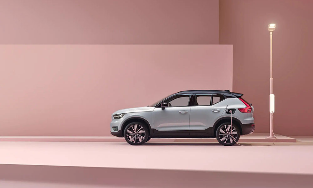 XC40 Recharge Pure Electric Image