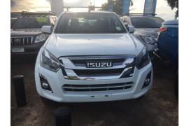 2017 Isuzu UTE D-MAX 4x4 LS-M Crew Cab Ute Utility Image 2
