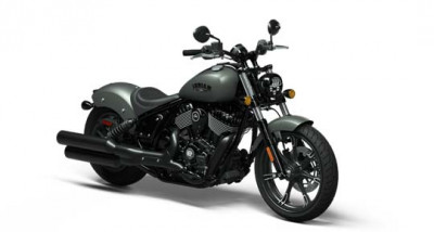 New Indian NEW Chief Dark Horse