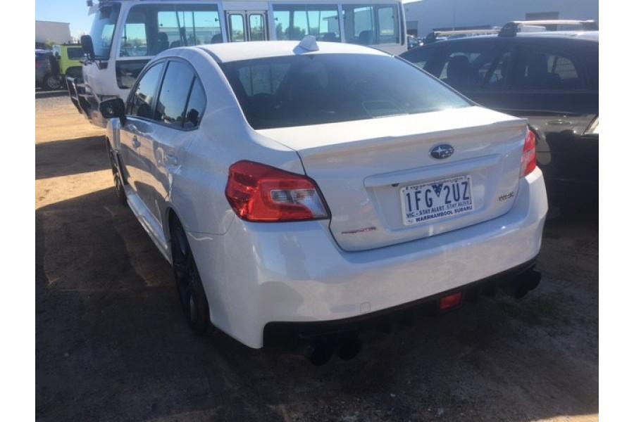 2015 Subaru WRX V1 MY15 Sedan