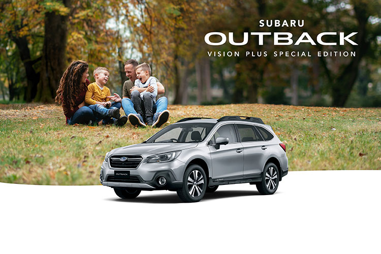 Outback 2.5i AWD Vision Plus