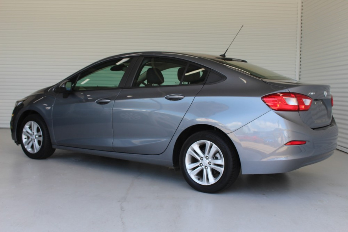 Used 2018 Holden Astra LS+ Cairns #U51338 - Trinity Ford