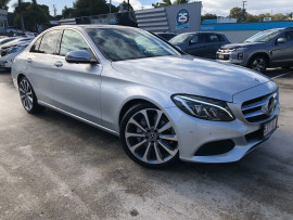 Mercedes-Benz C-class C250 W205 807+