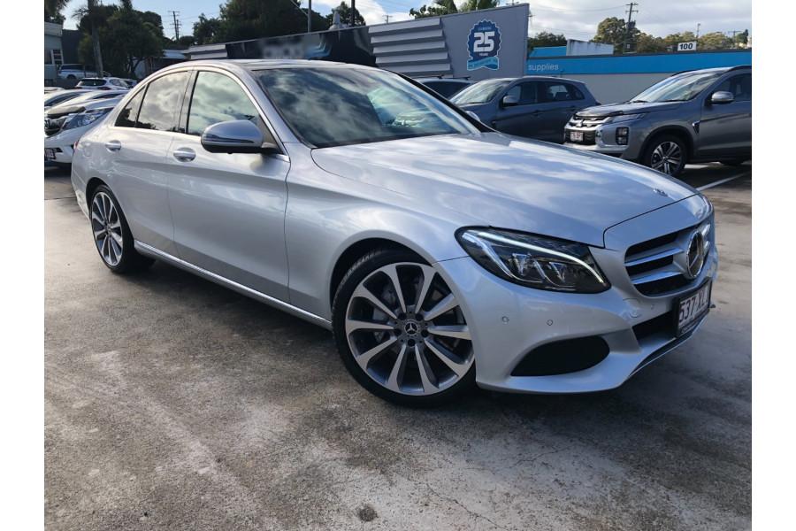 2017 MY57 Mercedes-Benz C-class W205 807+ C250 Sedan