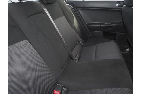 2017 Mitsubishi Lancer CF MY17 Black Edition Sedan Image 5