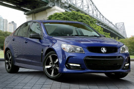 Holden Commodore SV6 Black VF II MY16