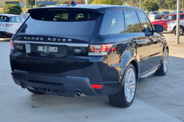 2017 Land Rover Range Rover Sport L494 17MY SDV6 Suv