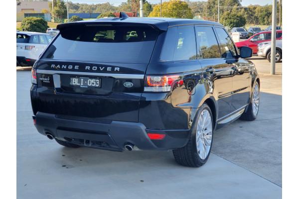 2017 Land Rover Range Rover Sport L494 17MY SDV6 Suv Image 3