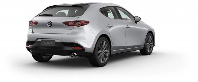 2021 Mazda 3 BP G25 Evolve Hatchback Mobile Image 13