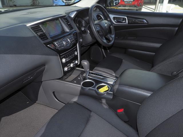 2019 Nissan Pathfinder R52 Series III MY19 ST+ N-TREK Suv Image 14