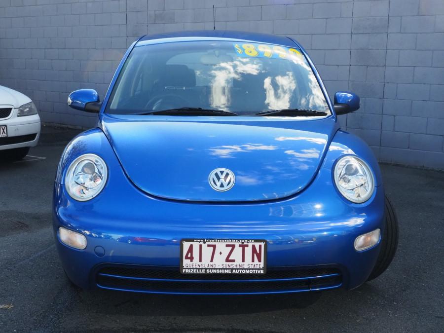 2005 Volkswagen Beetle 9C MY2005 Coupe Image 2