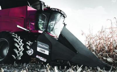 New MacDon C Series Corn Header