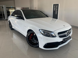 2015 Mercedes-Benz C-class W205 C63 AMG Sedan