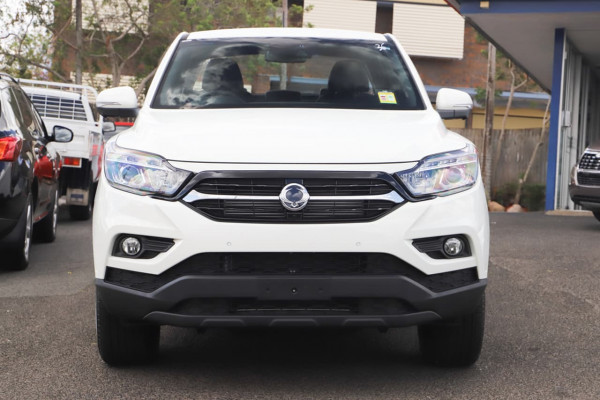 2021 MY20.5 SsangYong Musso Q200 Ultimate Utility Image 5