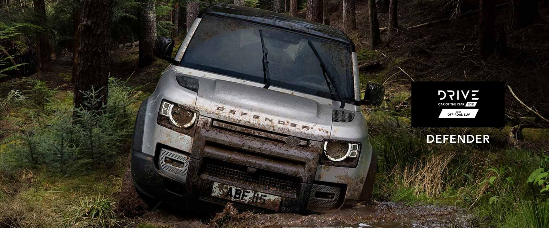 Land Rover Defender - Drive Car of the Year