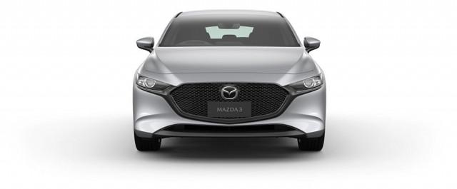 2020 Mazda 3 BP G20 Evolve Hatch Hatchback Mobile Image 4