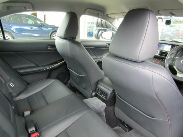 2014 Lexus IS GSE30R IS250 Luxury Sedan Mobile Image 20