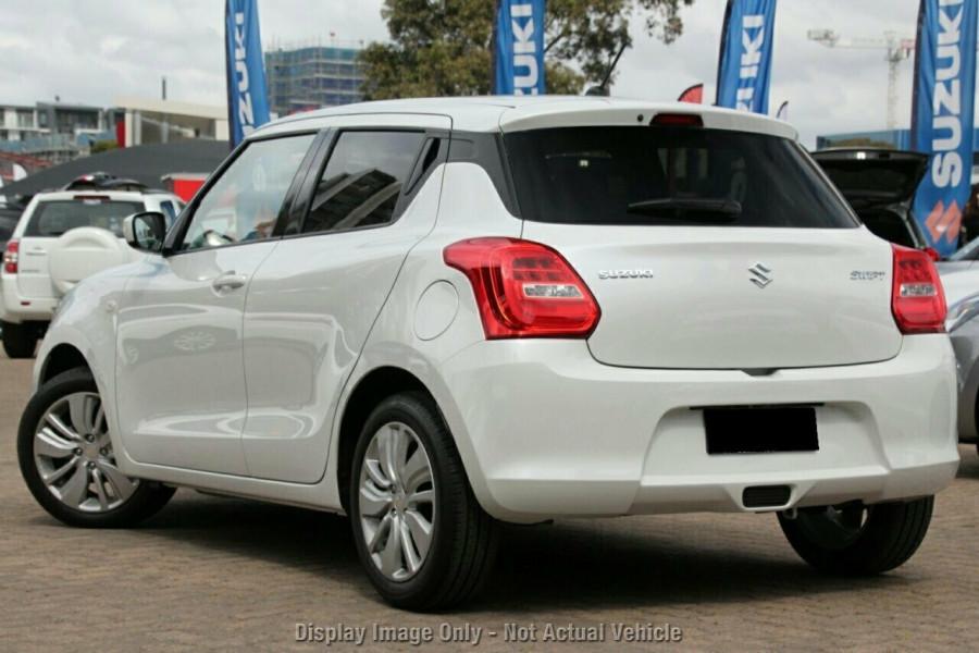 2019 MY20 Suzuki Swift AZ GL Navi Hatchback