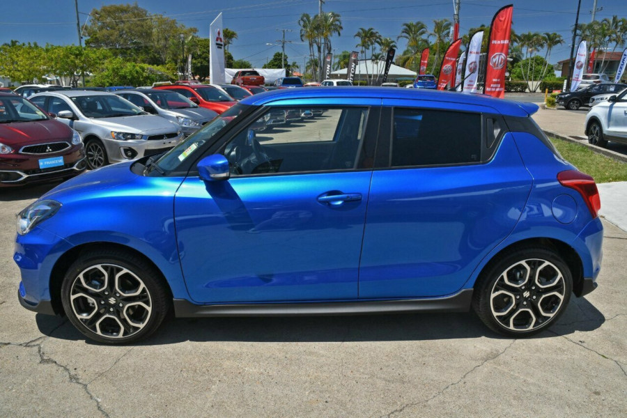 2019 Suzuki Swift AZ Sport Hatchback