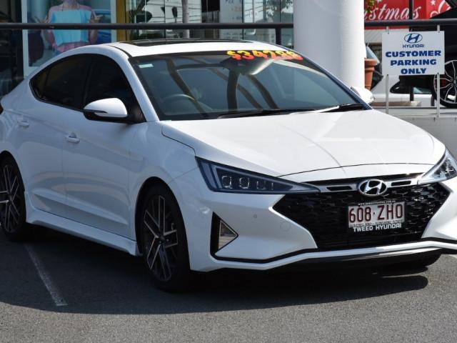 2019 Hyundai Elantra AD.2 Sport Premium Sedan