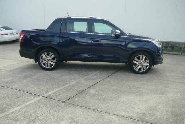 2019 SsangYong Musso Ultimate