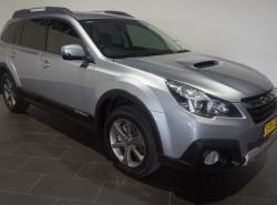 Subaru Outback 2.0D Premium B5A Turbo